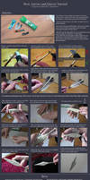 Bow, Arrows and Quiver Tutorial.
