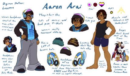 Aaron Arai - Reference