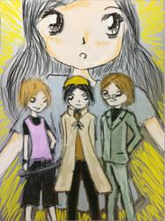 Jennifer's VN by LadyChibiRuki