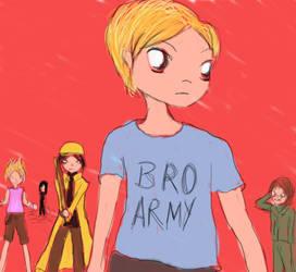 Broarmy by LadyChibiRuki
