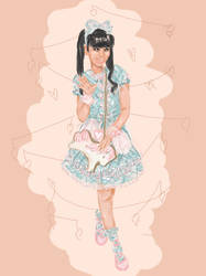 Suu-chan by LadyChibiRuki