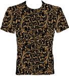 Seamless Floral T shirt