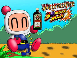Jager Bomberman by biggyrich