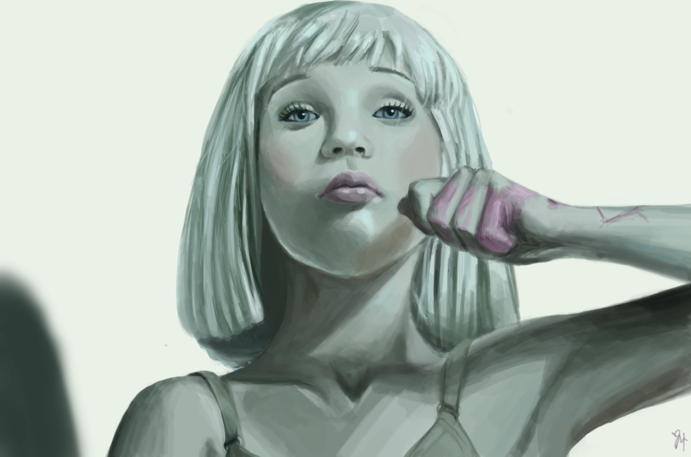 Maddie ziegler from chandelier by sia by equillybrium on deviantart maddie ziegler from chandelier by sia by equillybrium aloadofball Image collections