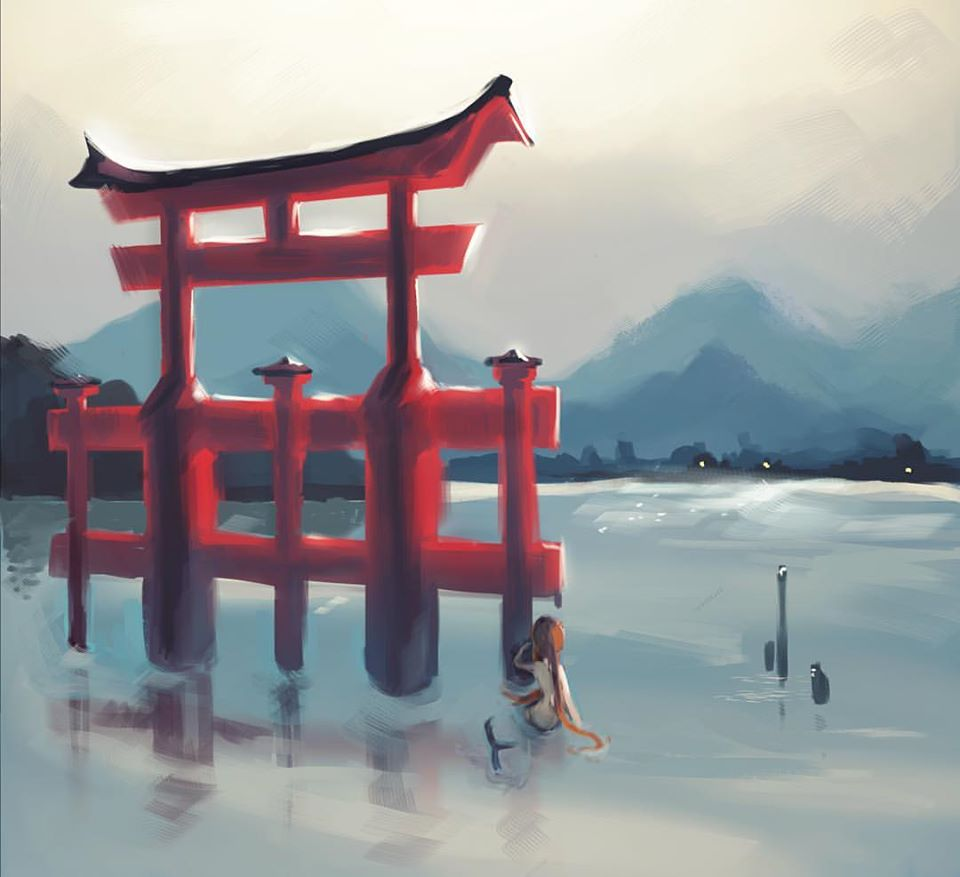 Japanese View by equillybrium