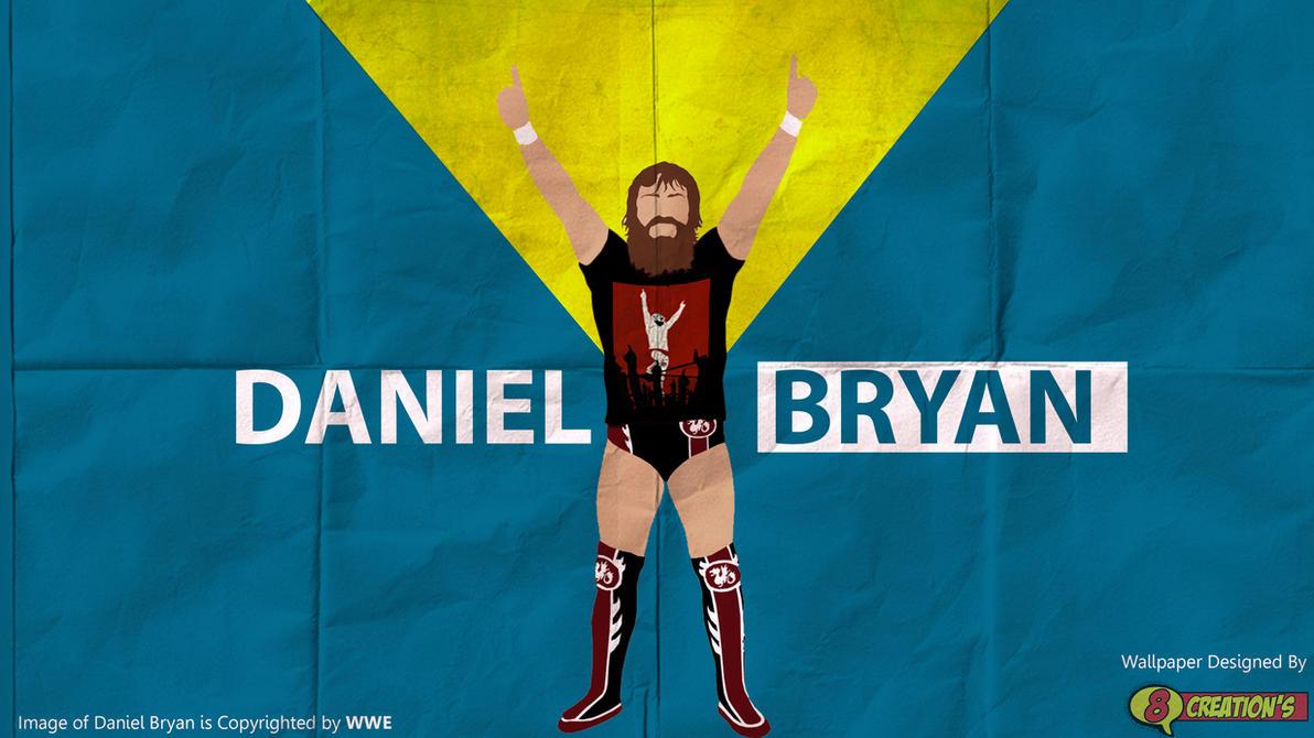 Wwe Daniel Bryan Minimalist 4K Wallpaper By Arunraj1791 On DeviantArt Daniel Bryan Iphone Wallpaper
