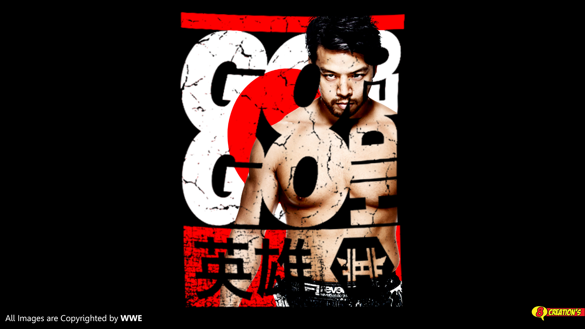 hideo itami hd wallpaper by arunraj1791 on deviantart