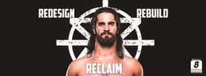 Seth Rollins Facebook Cover Photo