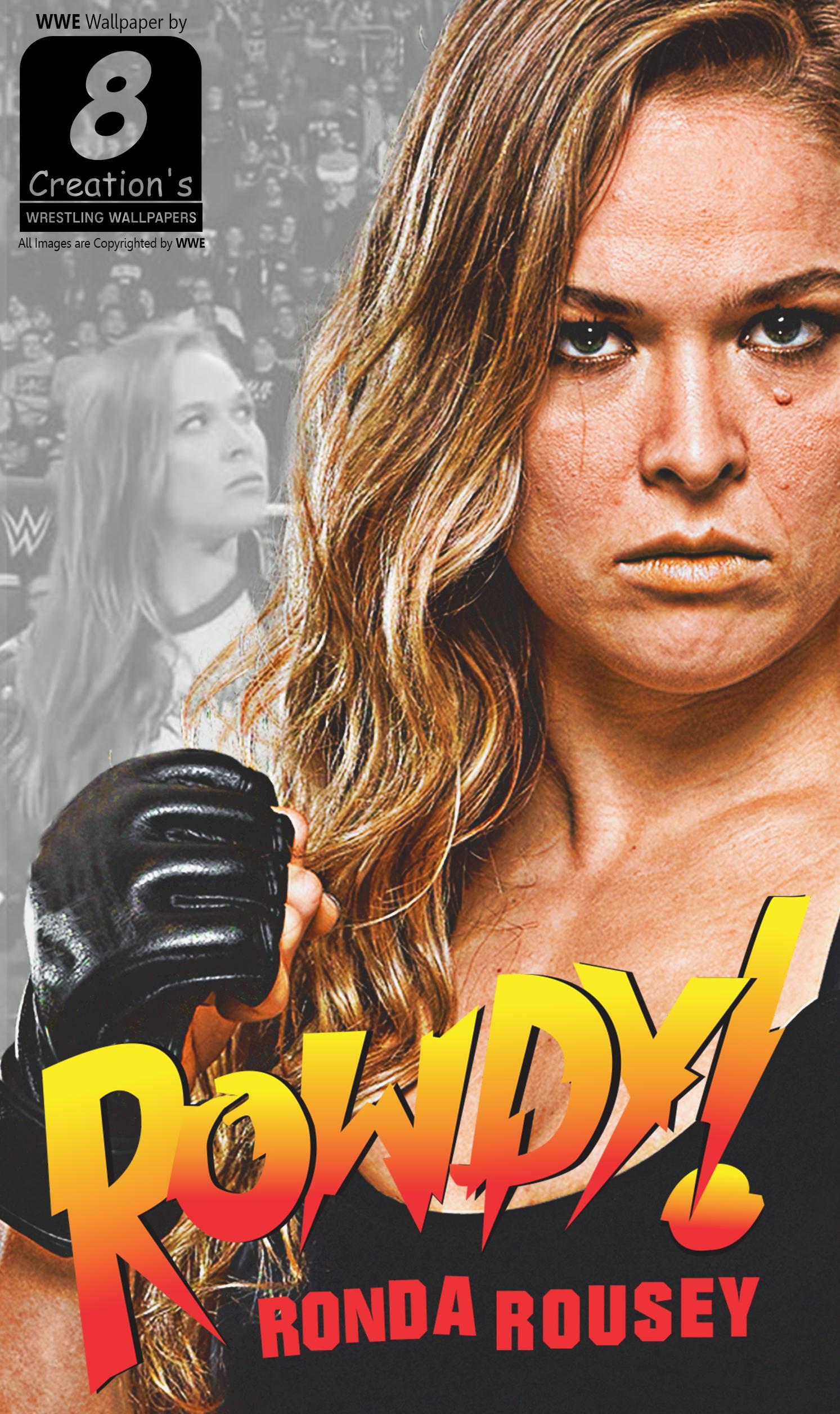 Ronda rousey 2018 iphone wallpaper by arunraj1791 on - Ronda rousey wallpaper ...