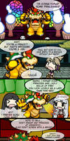 Walfas - Bowser at Gensokyo by JaphethStuff