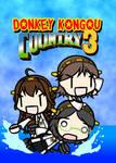 Walfas - Donkey Kongou Country 3 by JaphethStuff