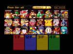 Smash Legends Roster