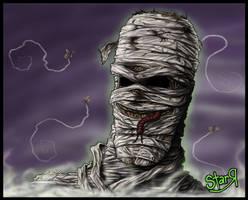 The Mummy by DickStarr