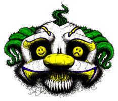 Klown2 by DickStarr