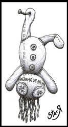 Ragdoll tattoo 1