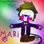Mari the cat