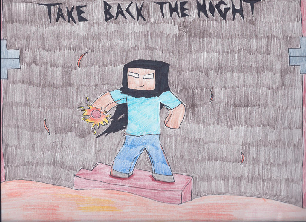 Herobrine- Take Back the Night by BuickRegalRacecar56 on ...