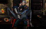 While Vergil's girfriend is away...without Morrig