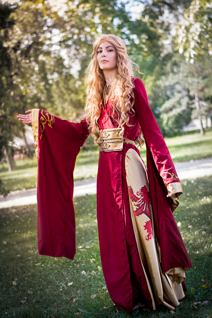abbastanza Cersei Lannister by Lulu-cosplay on DeviantArt VI56