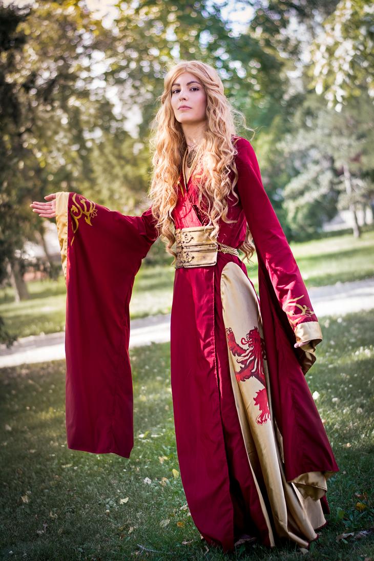 Cersei Lannister by Lulu-cosplay on DeviantArt