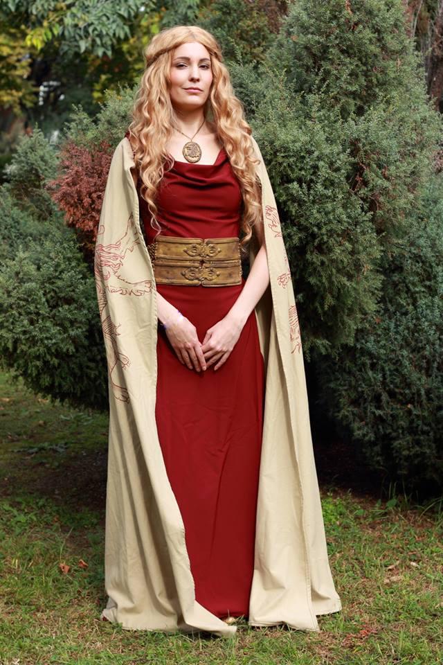 abbastanza Cersei Lannister 2 by Lulu-cosplay on DeviantArt KK86