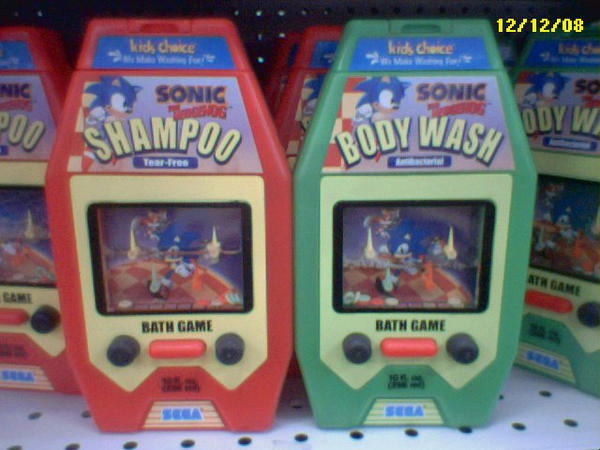 sonic shampoo by Persian-Yank