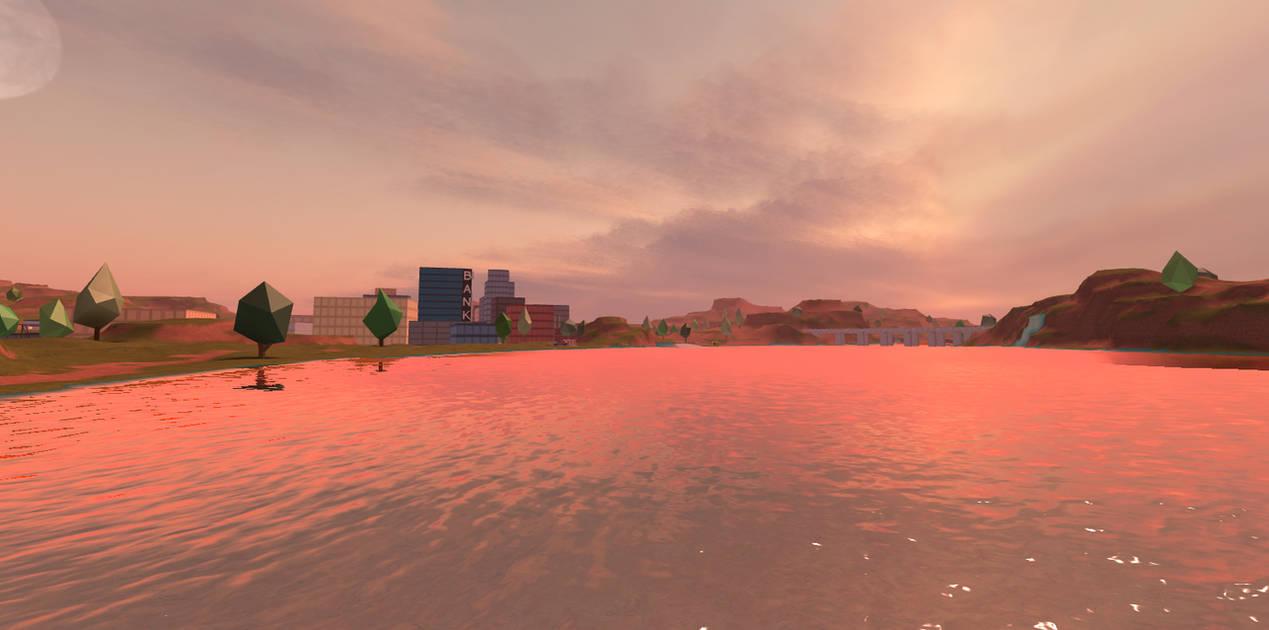 ROBLOX JailBreak: Sunrise at CITY by Vynlazer ...