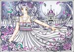 Princess Serenity - Moon Kingdom Castle