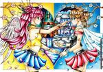 Wonderland of Aurora-Starre by MyCandyGirl