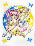 Aurora and Starre - Together Forever by MyCandyGirl