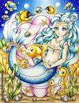 Molly Mermaid - Under the Sea
