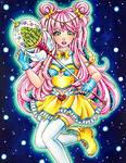 Guardian Aurora  - Aurora Starre Universe by MyCandyGirl
