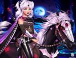 Dark Starre (of Aurora Starre) by MyCandyGirl