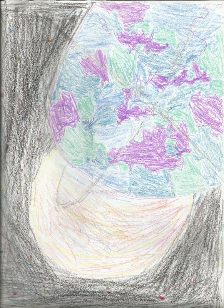 Far Flung Planet by MrStrangeInc