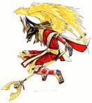 Atlantean Anubis