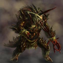 Berserker Beast