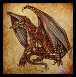 A random dragon, I guess.