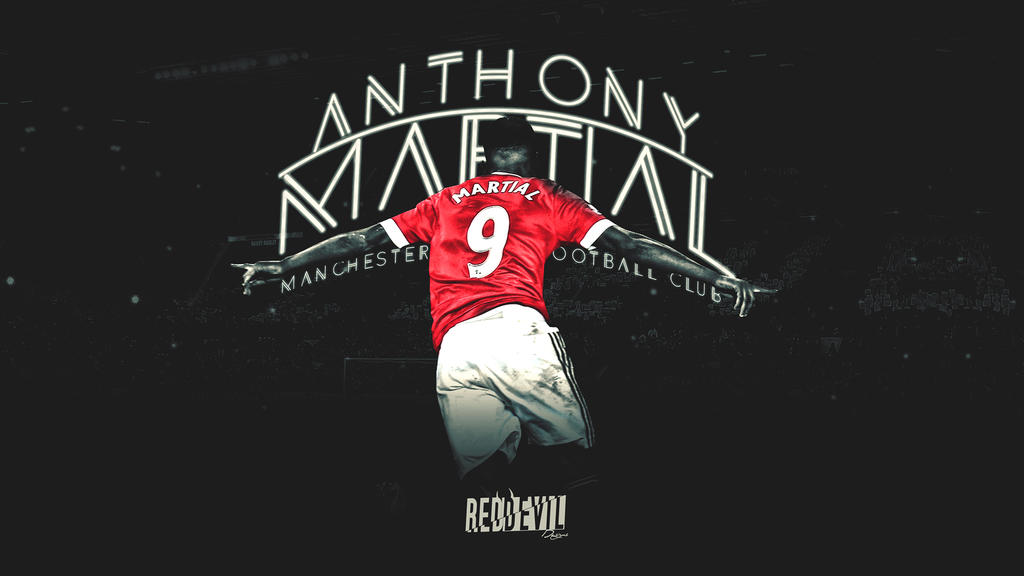 Manchester United FC By Reddevilcarlo On