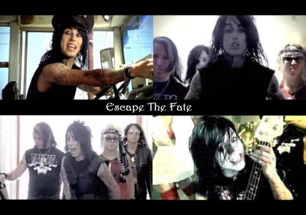 escape the fate dying is your latest fashion album download