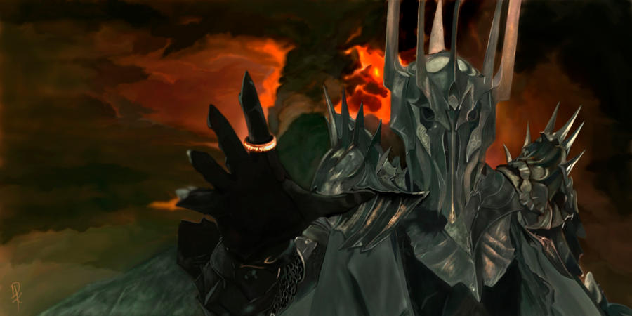 the sauron by DiegoKlein
