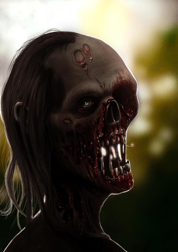 Zombie by DiegoKlein