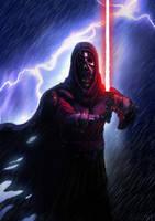 Sith lord by DiegoKlein