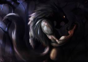 Werewolf by DiegoKlein