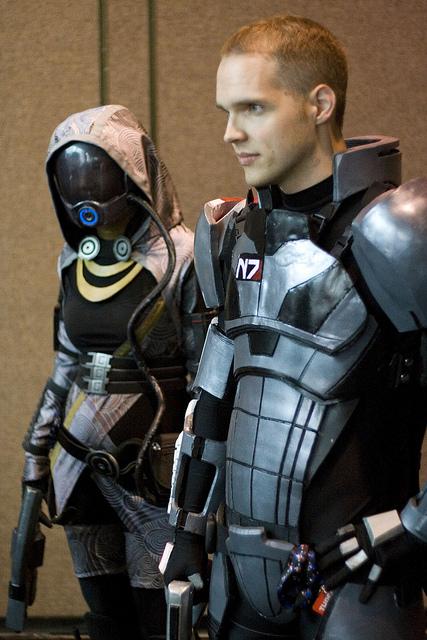 Mass Effect Cosplay by Danosuke