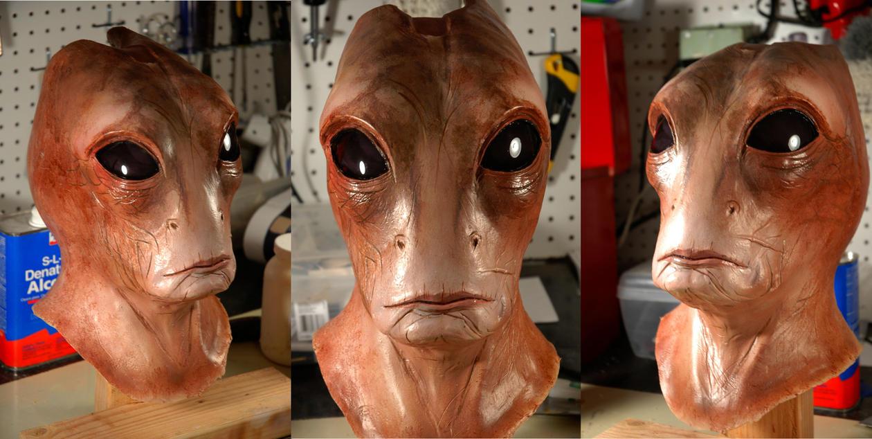 Mordin Solus Mask by Danosuke