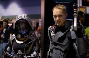 Mass Effect Deviant ID by Danosuke
