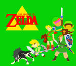 Legend of Zelda   Minimalism by DoAnAileronRoll