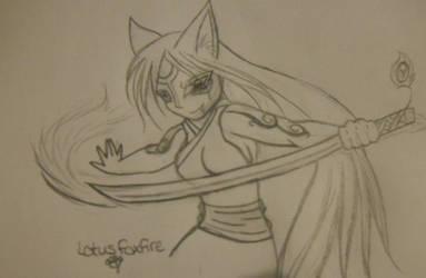 Ikari by LotusFoxfire