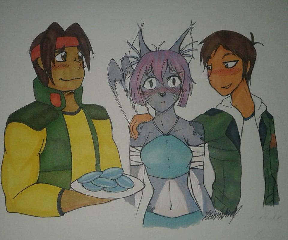 Cookies? by LotusFoxfire