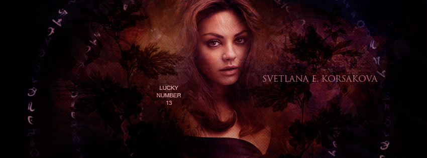 Lucky Number 13. | Svetlana Korsakova. | RPG. by SeleneAragon